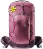Картинка рюкзак для путешествий Deuter Aviant Access Pro 55 SL maron-aubergine - 3