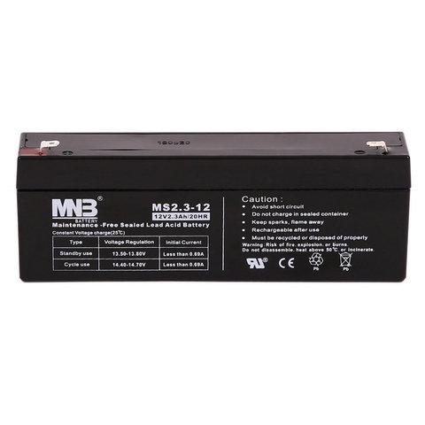 Аккумулятор MNB MS2.3-12