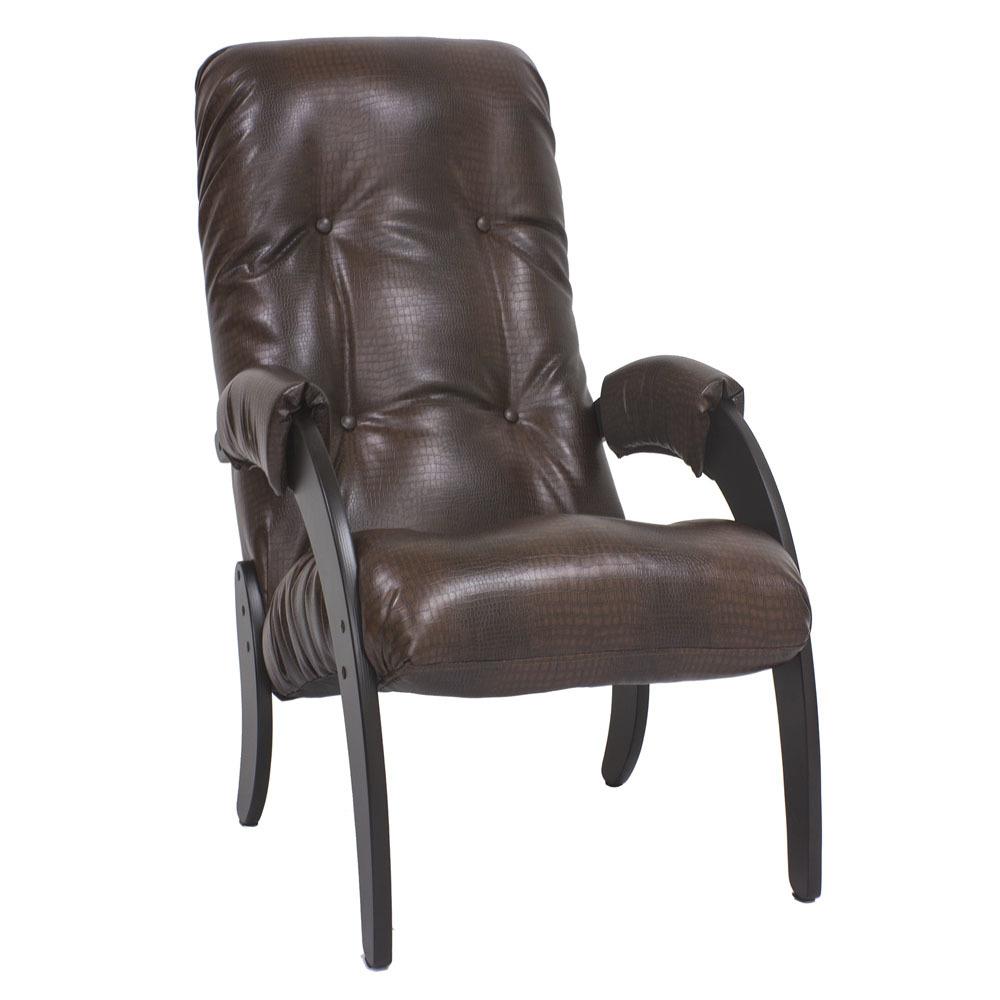 Кресла для отдыха Кресло Модель 61 Экокожа komfort_model61_AntCrocodile_venge__1_.jpg