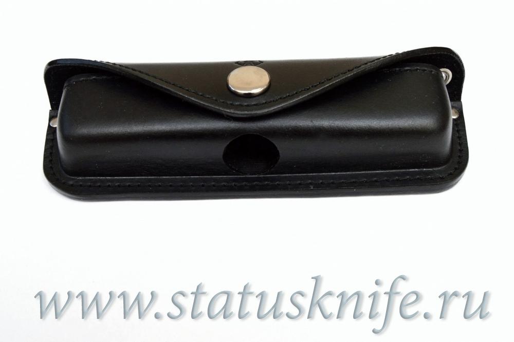 Чехол кожаный Н2 черный Широгоров МБШ - фотография