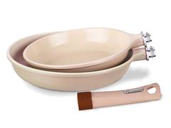 4738 FISSMAN Pallas Набор из 2-х сковородок 24 см / 28 см