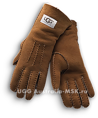 UGG Women's Glove Three Rays Chestnut