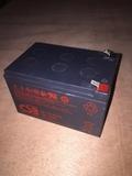 Аккумулятор для ИБП CSB GP12120 (12V 12Ah / 12В 12Ач) - фотография