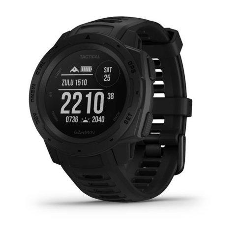 Купить Ударопрочные тактические часы Garmin Instinct Tactical черный 010-02064-70 по доступной цене