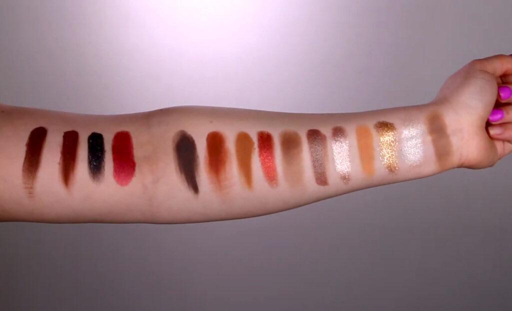 ColourPop Mulan palette