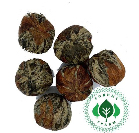 Бай Юй Лянь связанный зеленый чай (Белый Лотос Благоденствия)