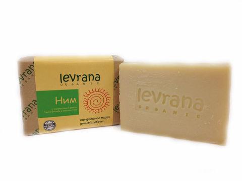 Levrana, Натуральное мыло ручной работы Ним, 100гр