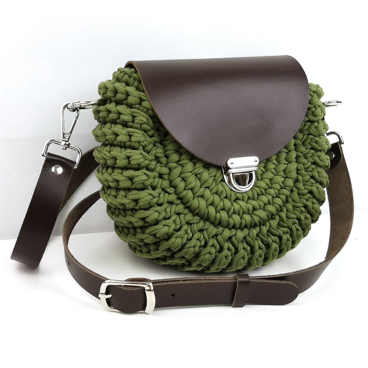 """Каталог Комплект для сумочки Орео """"Темно-коричневый"""" N1 IMG_20200321_151517.jpg"""