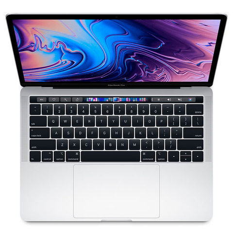MacBook Pro 13 Touch Bar Core i7 3,5/16/512 SSD Sil