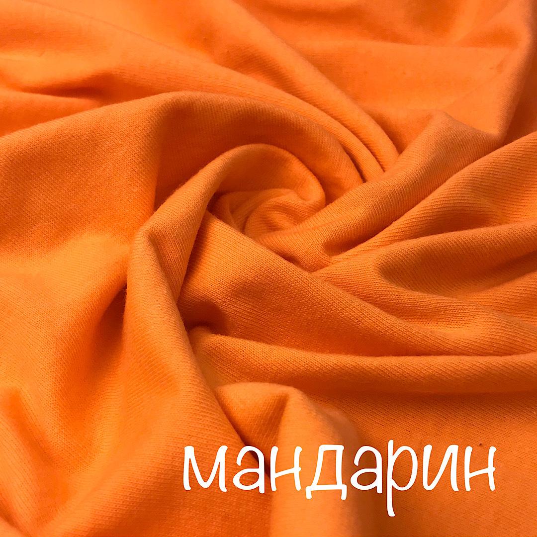 TUTTI FRUTTI - Односпальная трикотажная простыня на резинке 80х200