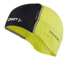 Шапка-подшлемник Craft Active Extreme X Wind Hat неоновый желтый/черный