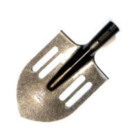 Лопата штык облегчённая б\ч (рельсов. сталь)