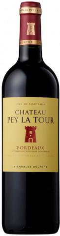 Вино Chateau Pey La Tour, Bordeaux AOC, 0.75 л