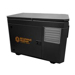 Всепогодное шумозащитное укрытие для генератора, модель SB1600