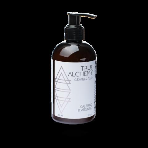 True Alchemy Cleanser Fluid Calamine&Arginine, флюид для умывания, 300мл