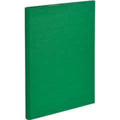 Папка-планшет Attache A4 картонная зеленая с крышкой