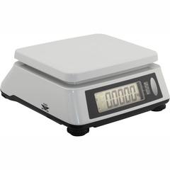 Весы фасовочные настольные CAS SWN-15, LCD, АКБ, RS232/USB (опция), 15кг, 2/5гр, 226x187, с поверкой, без стойки