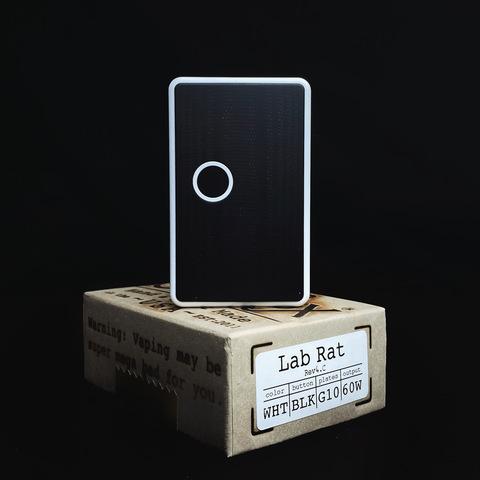 Billet Box Lab Rat