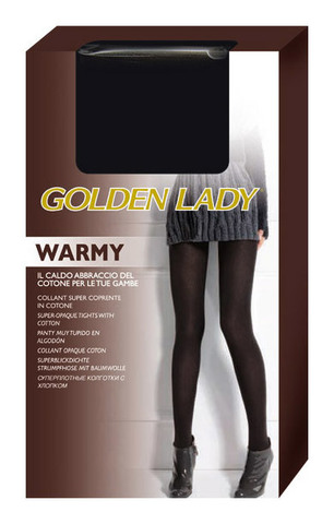 Warmy GOLDEN LADY колготки