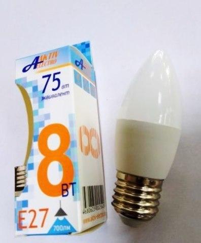 Лампа AktivElektro LED C37