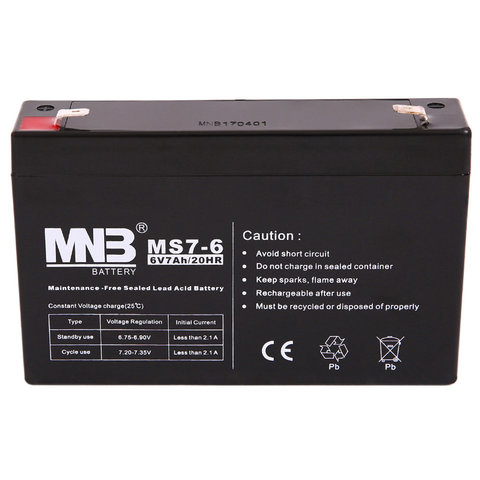 Аккумулятор MNB MS7-6