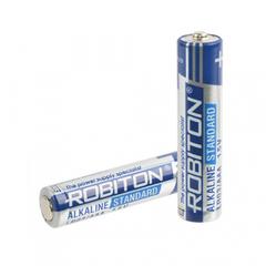 Батарейка щелочная AAA(LR03) Robiton