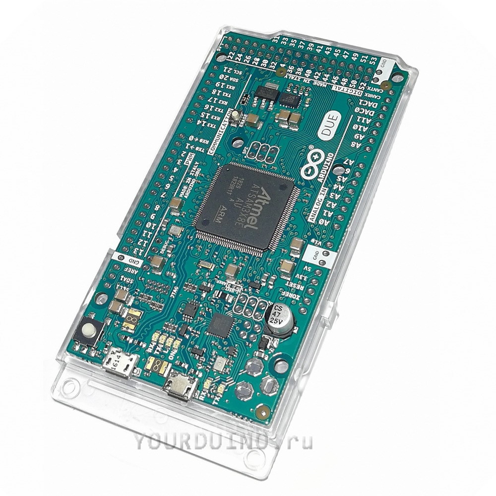 Arduino DUE (без ног)
