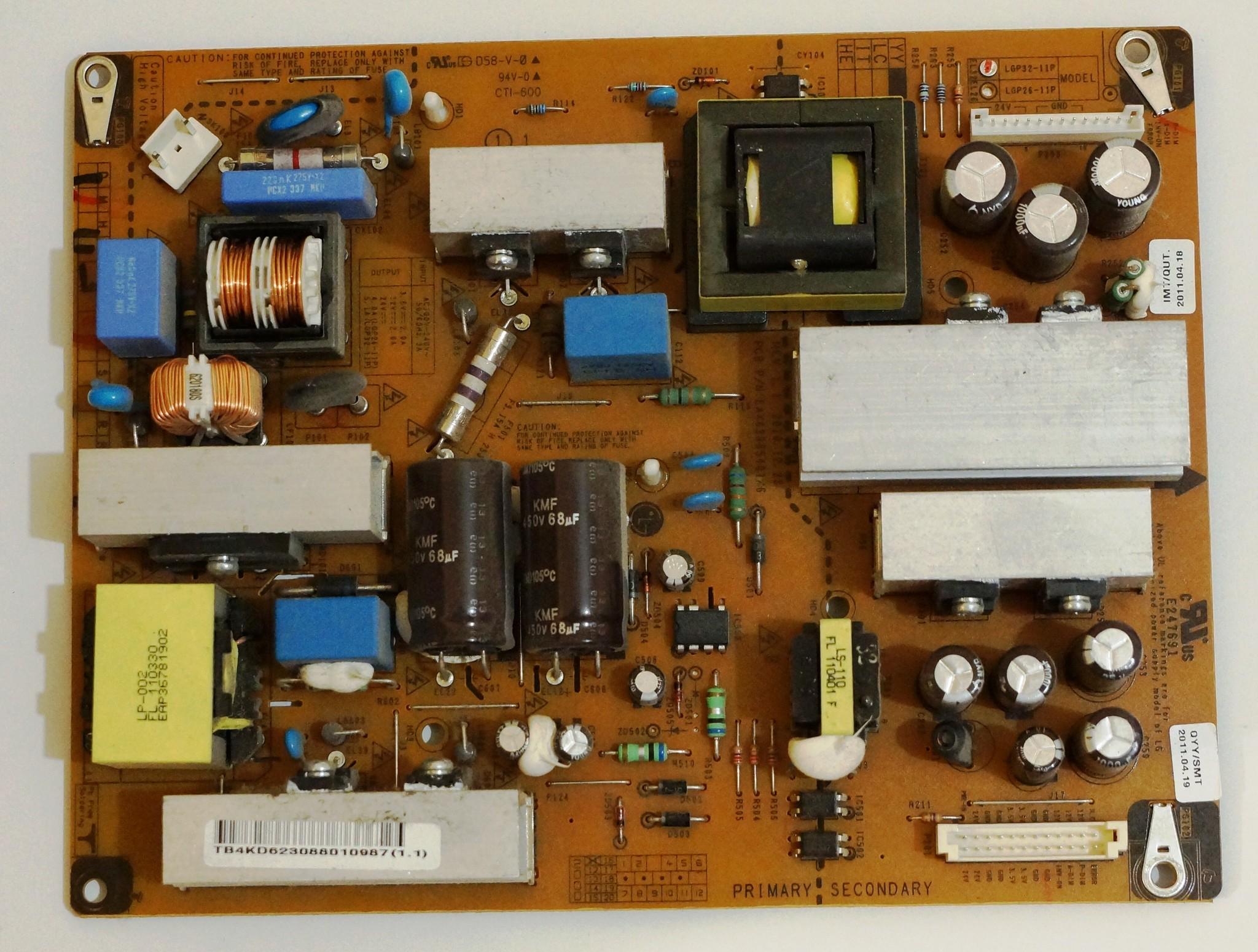 EAX63985401 /6 LGP32-11P