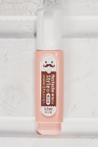 Замазка Mustache style Pink