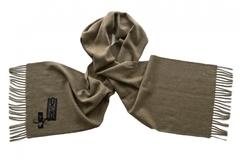 Кашемировый шарф, мужской 00860