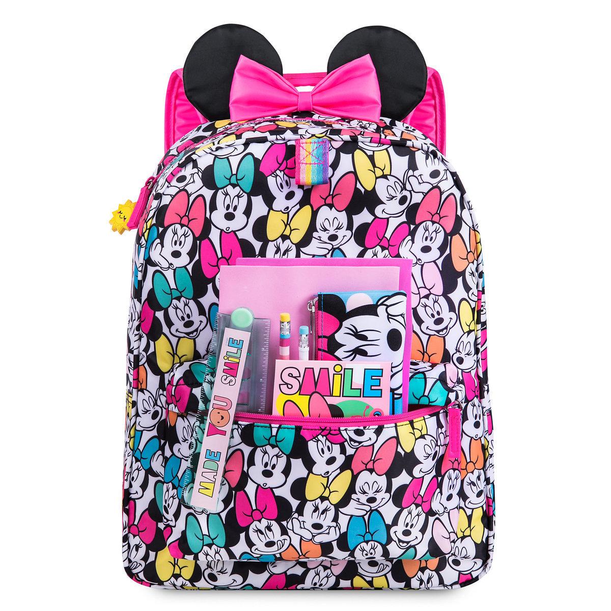 Детский рюкзак «Радужная Минни» - Disney