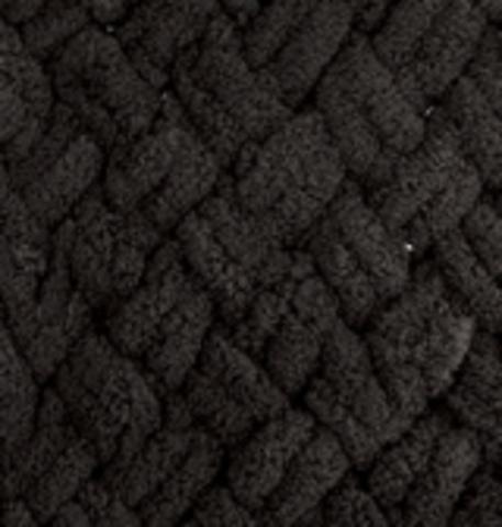 Пряжа ALIZE PUFFY №60 черный