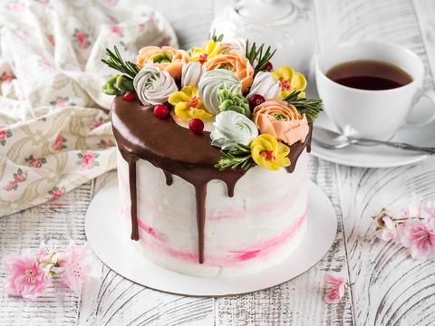 Заказной торт №3