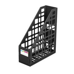 Вертикальный накопитель Attache пластиковый черный ширина 85 мм