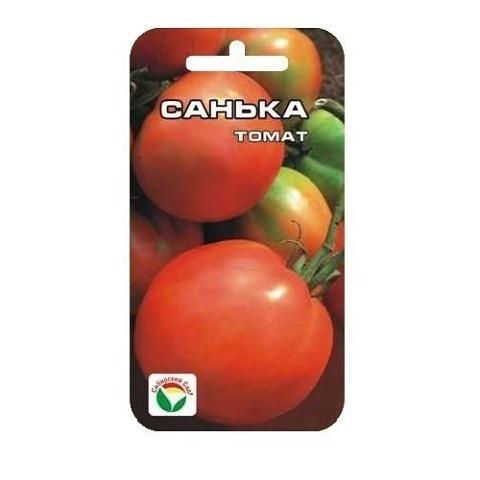Санька 20шт томат (Сиб сад)