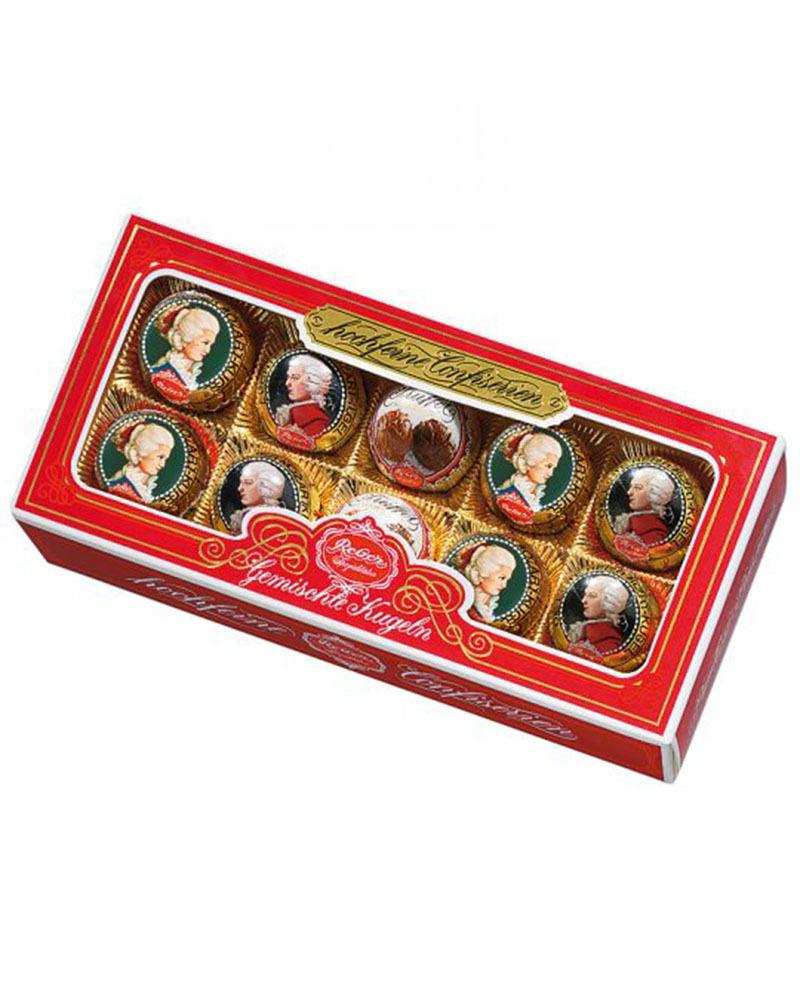 Шоколадные конфеты Reber в подарочной упаковке 200 гр.