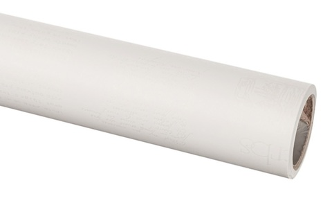 Бумага вощеная 65 см 10м, Herbs, белый