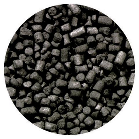 Уголь фильтрационный  для Clear control, 5 л