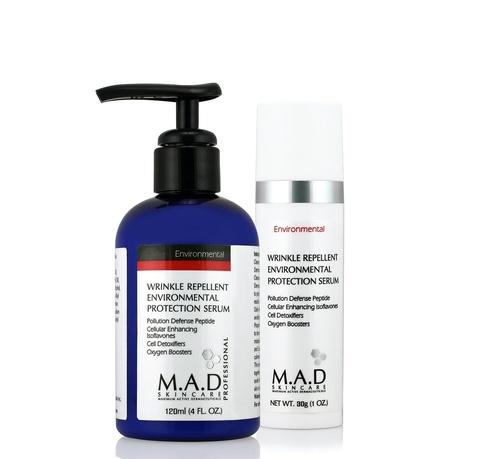Сыворотка защитная против морщин Wrinkle repellent environmental protection serum, 30 мл.