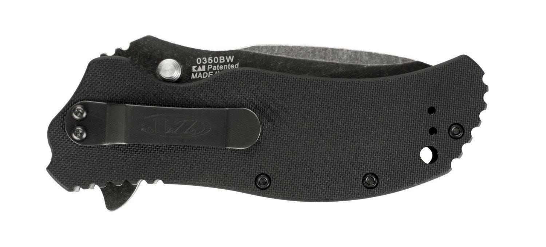 Нож Zero Tolerance модель 0350BW Folder SpeedSafe