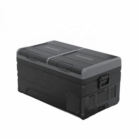 Компрессорный автохолодильник Alpicool TW95 (Двухкамерный, 12V/24V/220V, 95л)