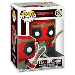 Deadpool 30th LARP Funko Pop! Vinyl Figure || Дэдпул Реконструктор