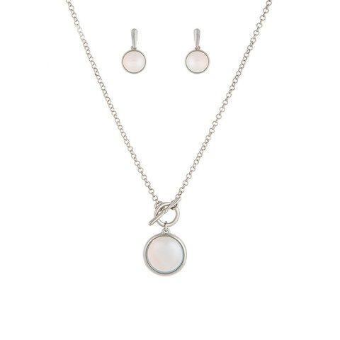 Комплект Pearl Opaline S1560.25 BW/S