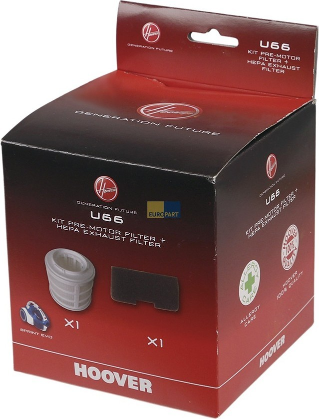 Фильтры для пылесосов Фильтр для пылесоса Hoover Sprint Evo