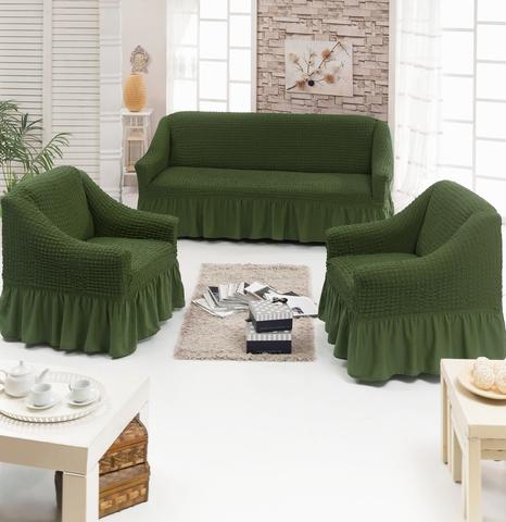 Набор чехлов для мягкой мебели