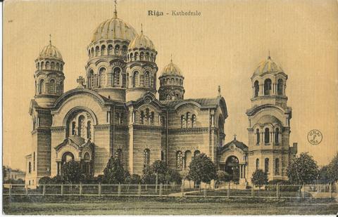 Riga. Kathedrale