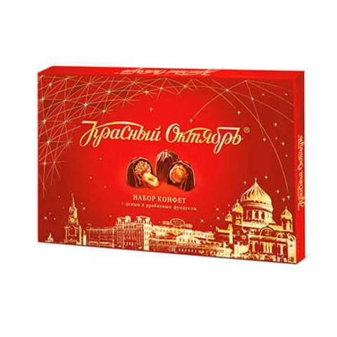 Конфеты в коробке Красный Октябрь, 200 гр.