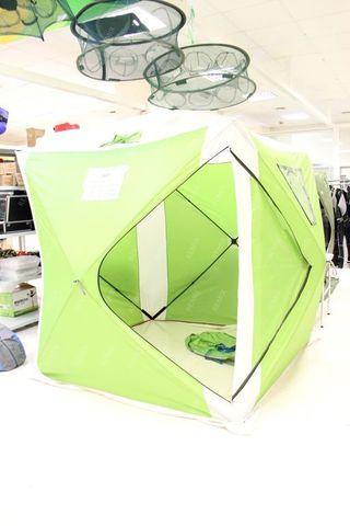 Зимние палатки - куб