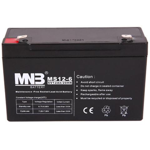 Аккумулятор MNB MS12-6