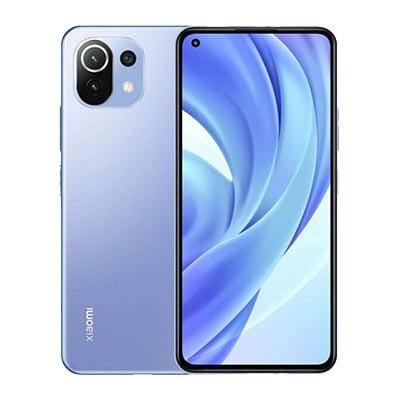 Xiaomi Mi 11 Lite, 6/128 ГБ, Синий